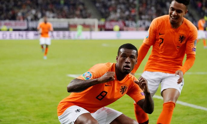 Euro 2020 Qualifier - Group C - Germany v Netherlands