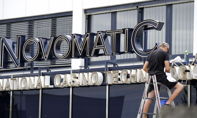 THEMENBILD: NOVOMATIC WIRD GROeSSTER CASINOS-AKTIONAeR