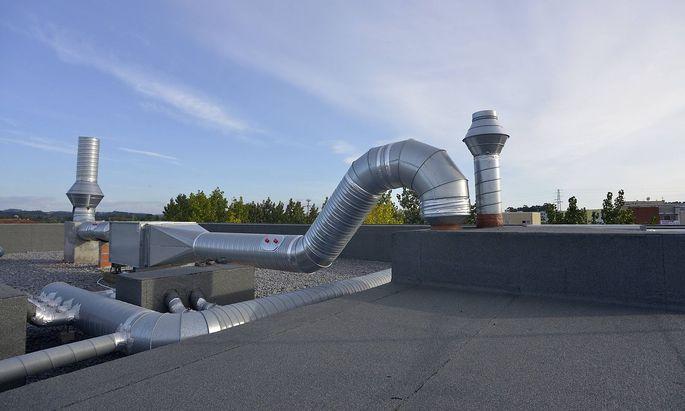 Eine optimale Einstellung von Lüftungsanlagen bietet hohes Einsparungspotenzial beim Stromverbrauch.