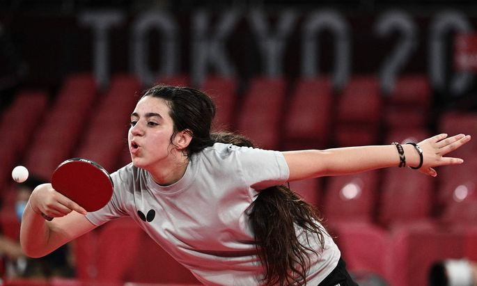 TABLE TENNIS-OLY-2020-2021-TOKYO
