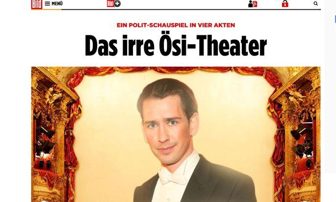 """Die """"Bild-Zeitung fragt: """"Was ist da bloß los?"""""""