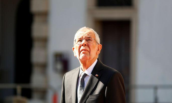 Bundespräsident Alexander Van der Bellen warnt eindringlich vor einem Rückfall in Nationalismen.