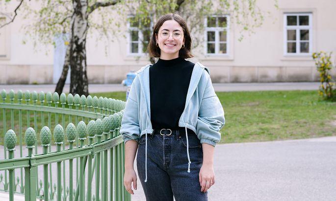 Sara Velić (VSStÖ) will die in der UG-Novelle fixierte Mindeststudienleistung verhindern.