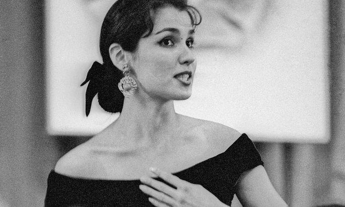Anna Netrebko 1993