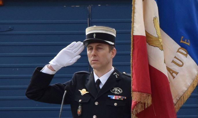 Oberstleutnant Arnaud Beltrame