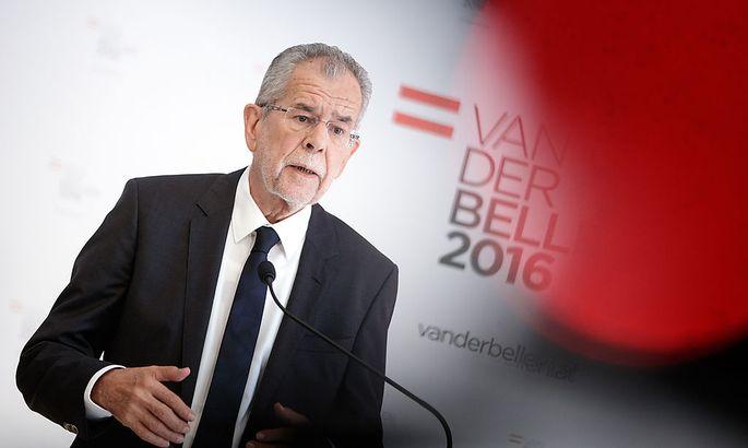 Van der Bellen stand bereits im Mai unter Personenschutz.