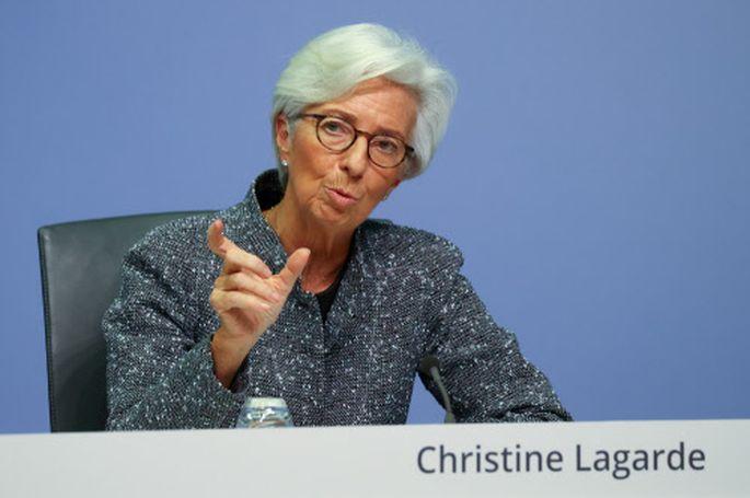 EZB-Chefin Christine Lagarde weiß offenbar, dass ihre Wirkung auf den Markt beschränkt ist.