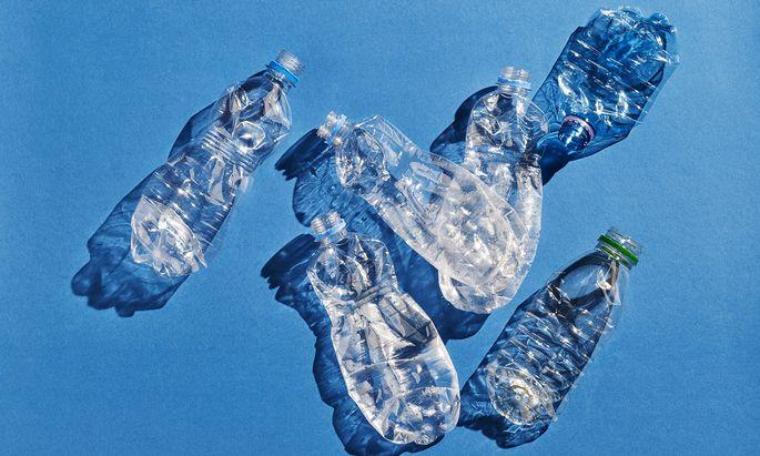 In der EU wird das Pfand für Plastikflaschen bald dominieren.