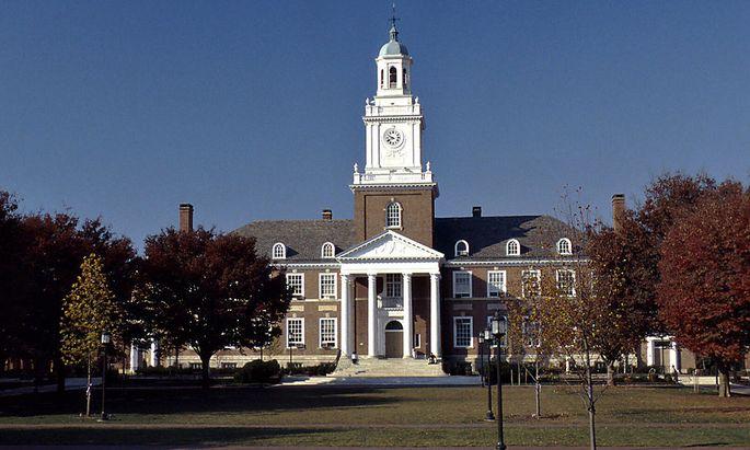 Archivbild: John-Hopkins-Universität in den USA.