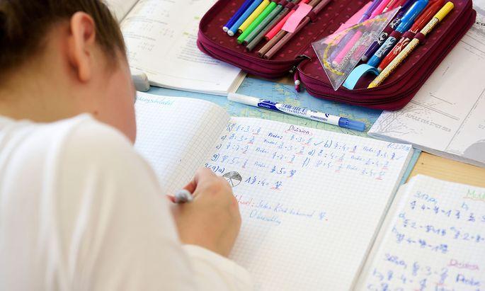 Jeder Klasse standen im Schnitt zwei zusätzliche Stunden pro Woche zur Verfügung.