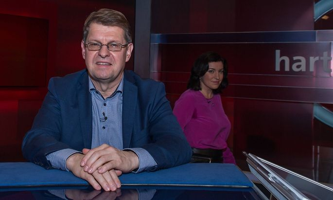 SPD-Vize Ralf Stegner (links)