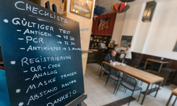 Gastronomiebetrieb in Vorarlberg