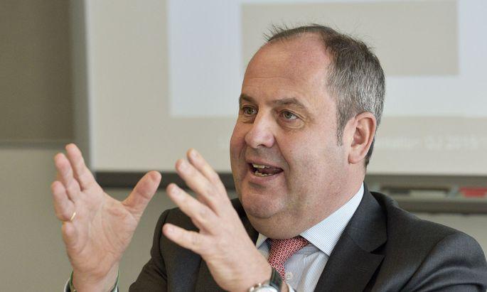 LLI-Chef Josef Pröll erwartet stabil positive Entwicklung