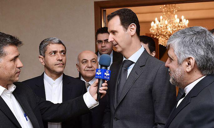 Syriens Präsident Assad will nun Taten sehen