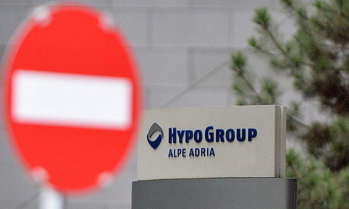 FILE AUSTRIA ECONOMY HYPO ALPE-ADRIA