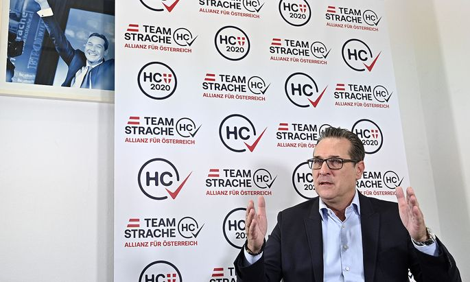 INTERVIEW: HEINZ-CHRISTIAN STRACHE (TEAM HC STRACHE)