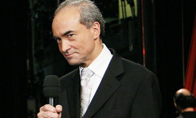 Franz Zoglauer im Jahr 2007
