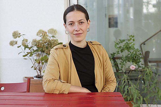 Dokumentarfilmerin Valerie Blankenbyl