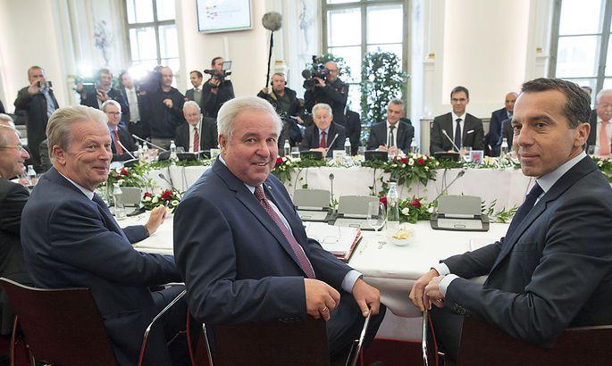 Neue Arbeitsgruppe für Bund-Länder-Reformen