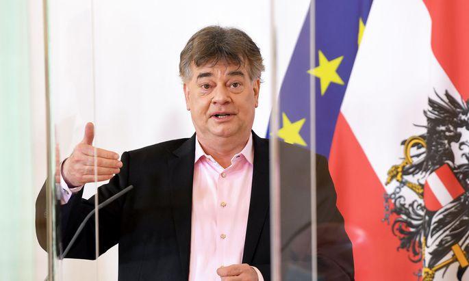Vizekanzler Werner Kogler