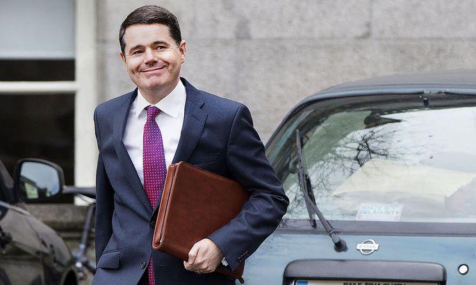 Irischer Finanzminister setzt sich durch: Paschal Donohoe wird Chef der Euro-Gruppe
