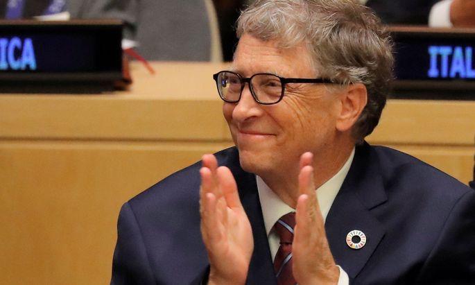 Bill Gates hält den Kapitalismus für das richtige Mittel, um Ungleichheiten zu bekämpfen
