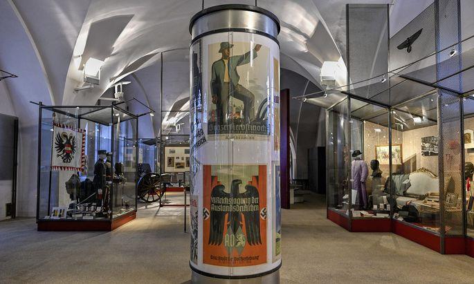 Themenbild: Heeresgeschichtliches Museum.