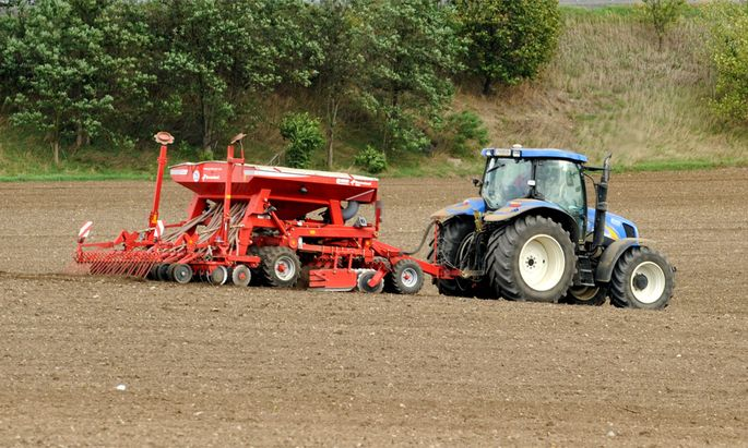 Symbolbild: Landwirtschaft in Österreich.