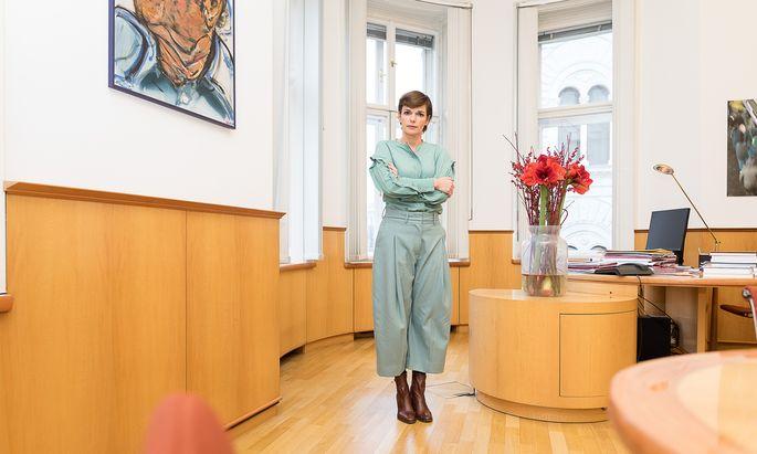 Rendi-Wagner SPÖ (C) Ákos Burg