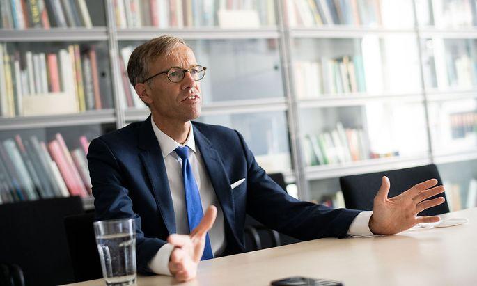 Österreich sei in vielerlei Hinsicht ein gutes Beispiel, sagt Daniel Höltgen. Doch die Islam-Landkarte sieht er kritisch.
