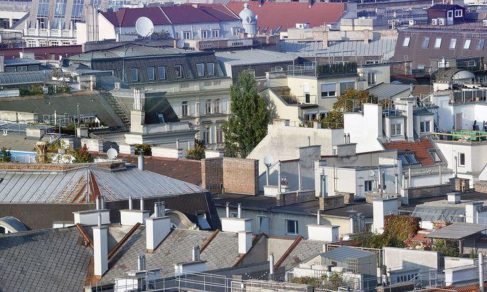 Archivbild: Immobilien in Wien