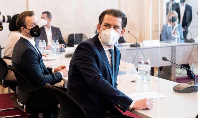 Bundeskanzler Kurz wird von der WKStA als Beschuldigter geführt.