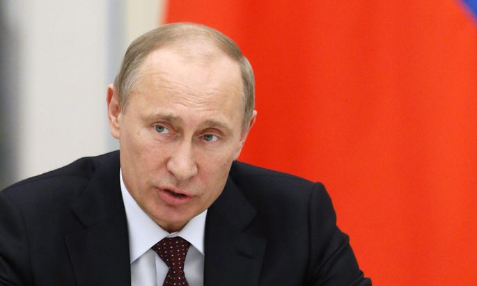 Putin wendet sich vom Westen ab