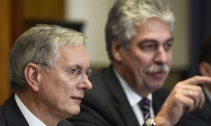 Pensionen: Regierung verteidigt Verhandlungsergebnis