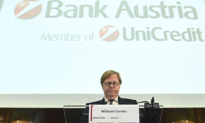 PK BANK AUSTRIA 'JAHRESERGEBNIS 2013': CERNKO