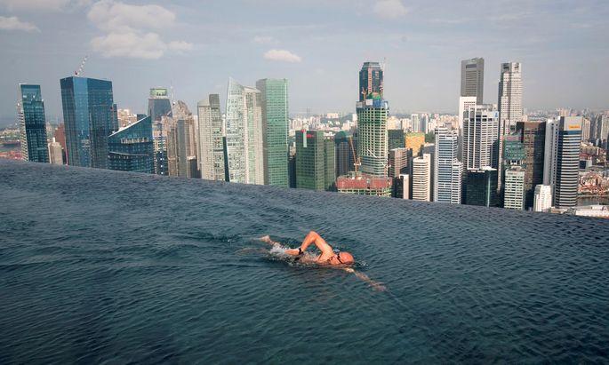 Seit 2013 ist ein Handels- und Investitionsabkommen mit Singapur ausverhandelt.