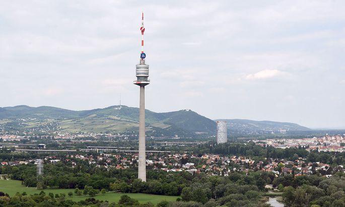 Archivbild: Der Wiener Donaupark
