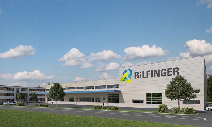 Der neue Firmensitz von Bilfinger Industrietechnik wurde mittels Immobilien-Leasings finanziert.