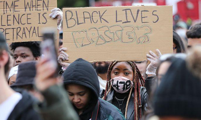 Proteste in Auckland.