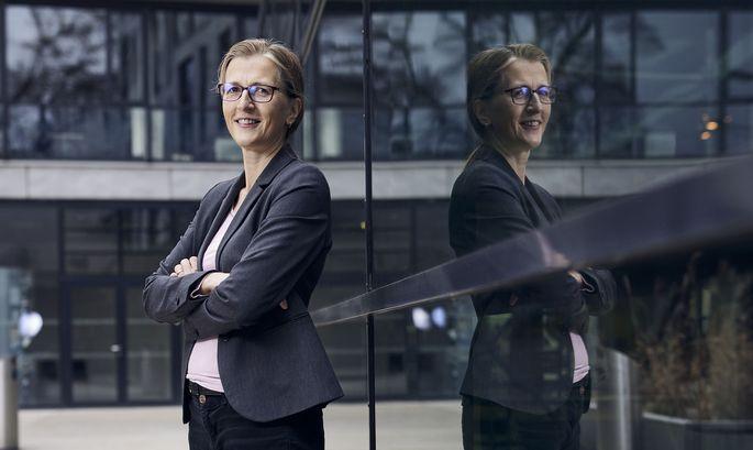 Forscht an schnellerem Datentransfer: Monika Henzinger, Uni Wien.