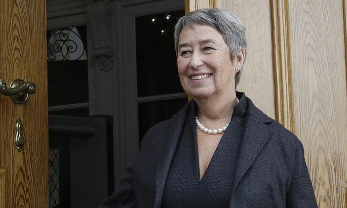 Margit Fischer.