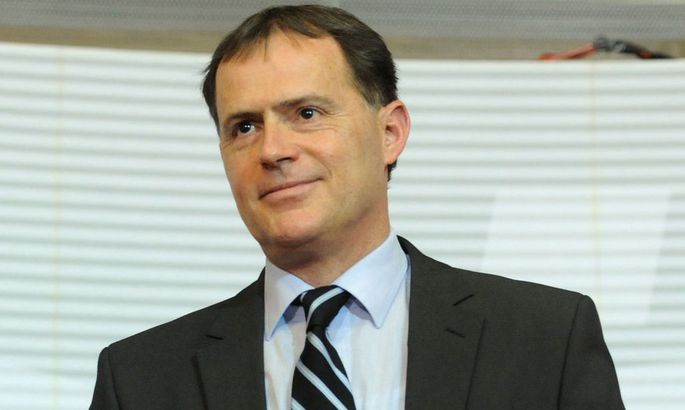 SPÖ-Justizsprecher Hannes Jarolim