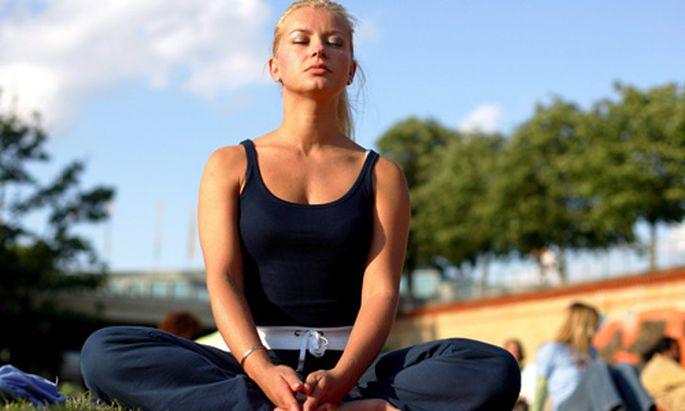 Yoga Ihren Koerper ruinieren