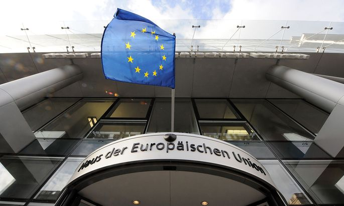 HAUS DER EUROPIAeISCHEN UNION: .
