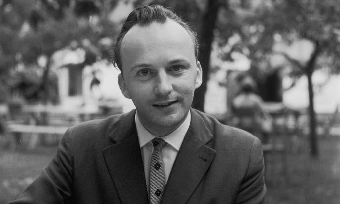 Bedeutender Dichter, dessen Bücher manchem Literaturliebhaber unbekannt sind: Andreas Okopenk