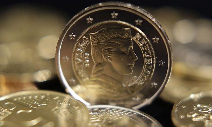 Lettischer Euro