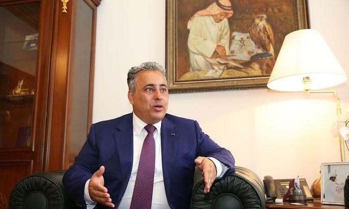 Katars Botschafter in Wien, Ali bin Jassim al-Thani