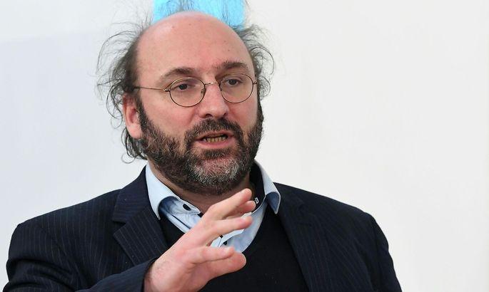 Simulationsforscher Nikolas Popper