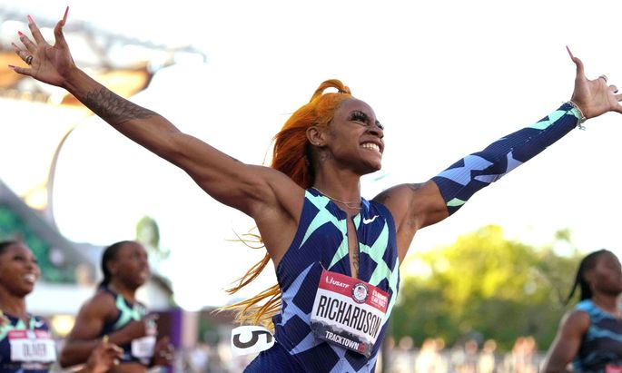 FILE PHOTO: Track & Field: USA Olympic Team Trials