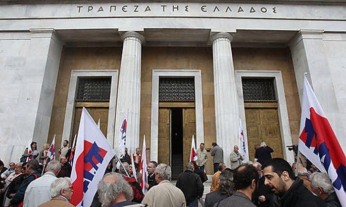 Die Griechen zeigen deutlich, wie wenig Vertrauen sie in die Zukunft des Landes haben